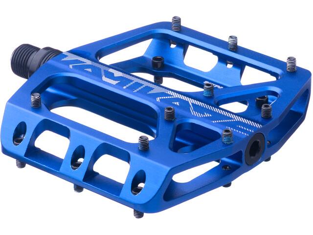 Sixpack Kamikaze 3.0 Pédales, blue